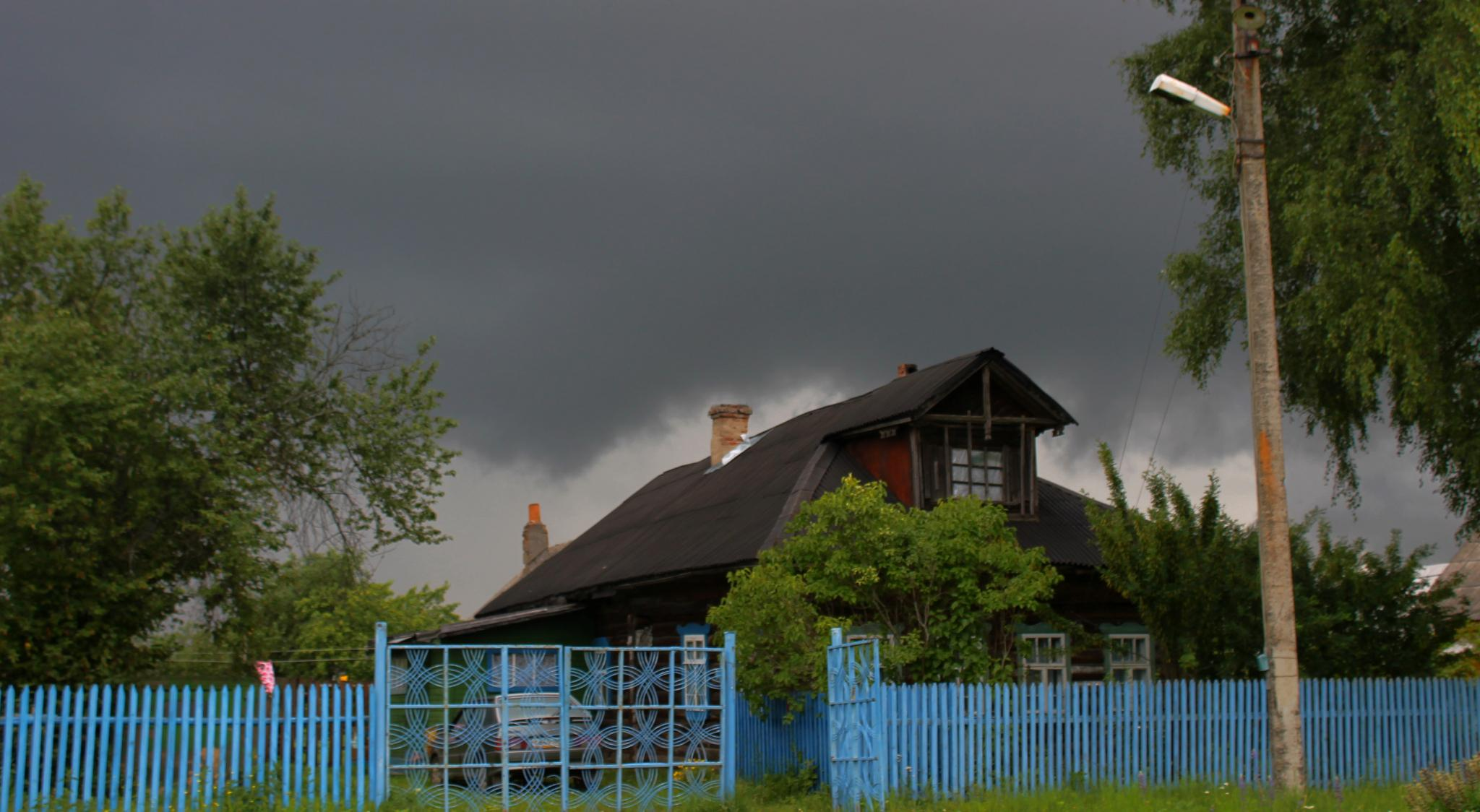 МЧС объявило метеопредупреждение в Кирово-Чепецке