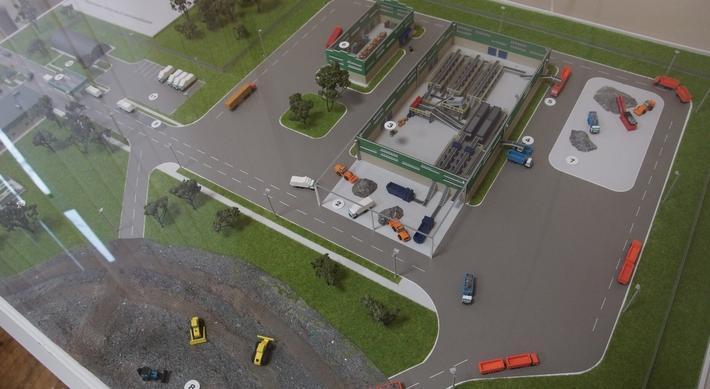 В Чепецке предложили открыть предприятие по переработке промышленных отходов