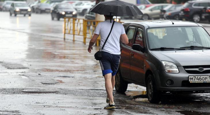 Солнце, дожди и грозы: погода на неделю с 19 по 25 августа в Кирово-Чепецке