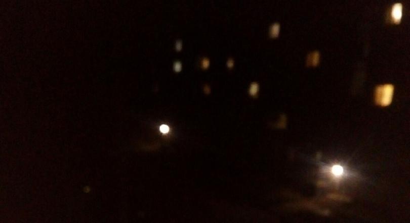 «Сын боится возвращаться домой»: чепчане жалуются на отсутствие уличного освещения