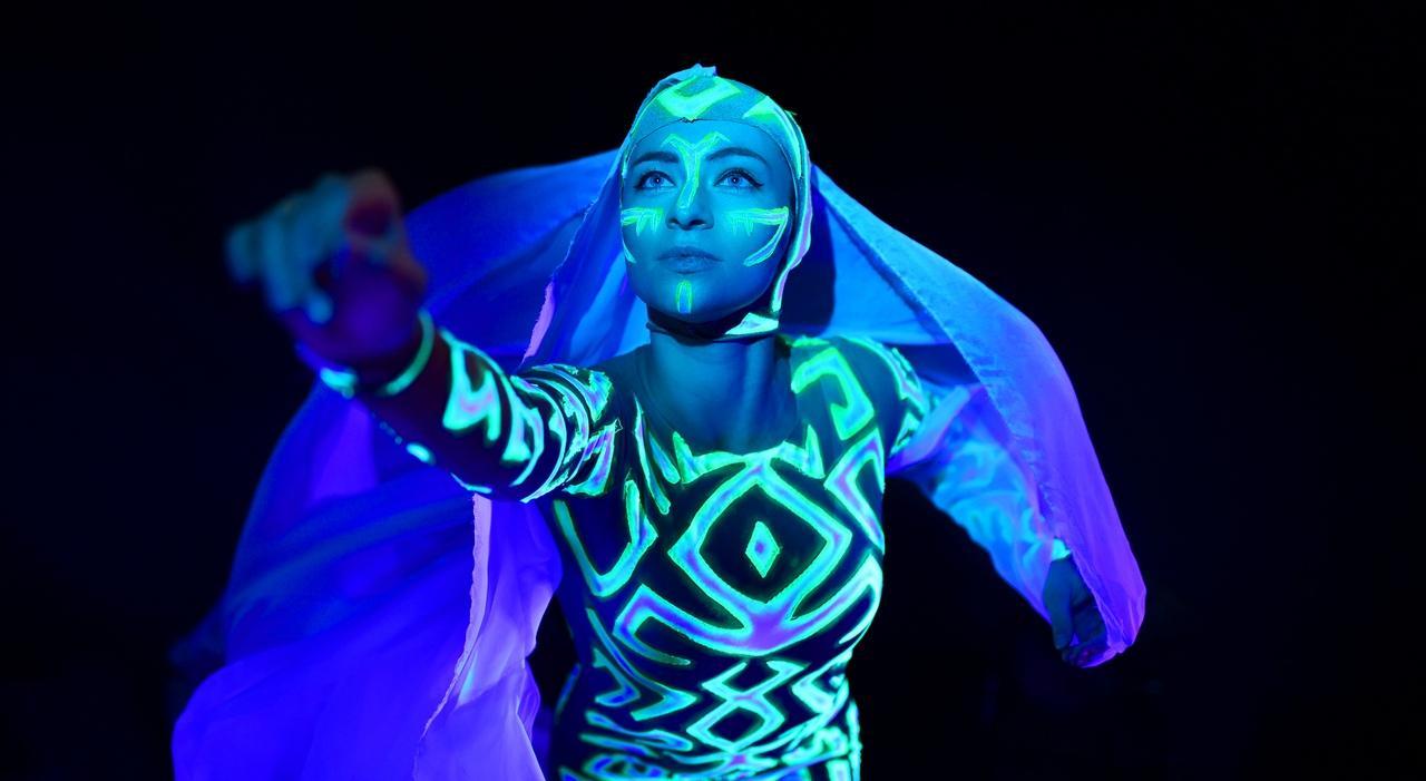 В «Янтаре» состоится премьера световой шоу-сказки «Легенда Севера»