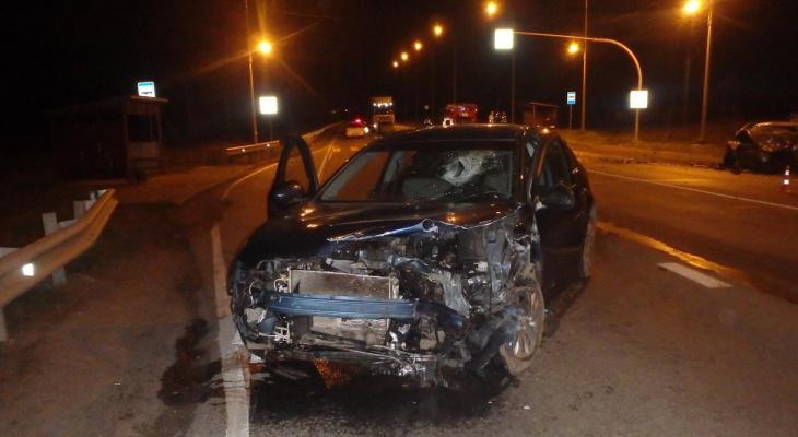 Назван день, в который чаще всего происходят смертельные аварии в Кировской области