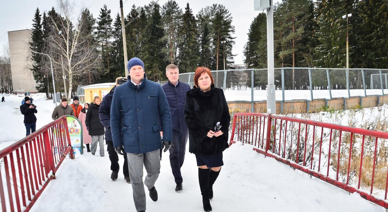 Видеокамеры, посты полиции и народные дружины: в Кирово-Чепецке реализуется программа «Безопасный город»