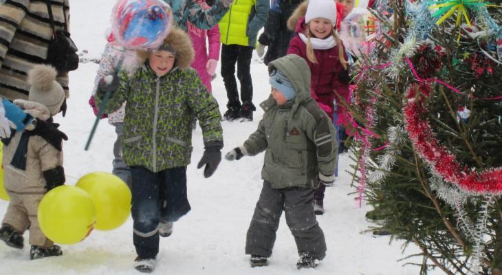 Появился полный список мероприятий на новогодние праздники в Кирово-Чепецке
