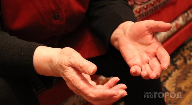 В Чепецке нашли женщину с потерей памяти, которая исчезла из больницы