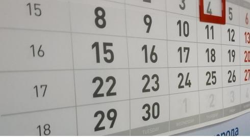 Чепчан ждут две укороченные недели и длинные выходные