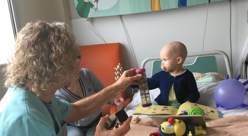 Родители малышки из Чепецка, которая борется с раком, рассказали о состоянии дочки