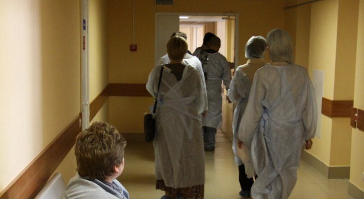 В минздраве рассказали о состоянии кировчанки с подозрением на коронавирус