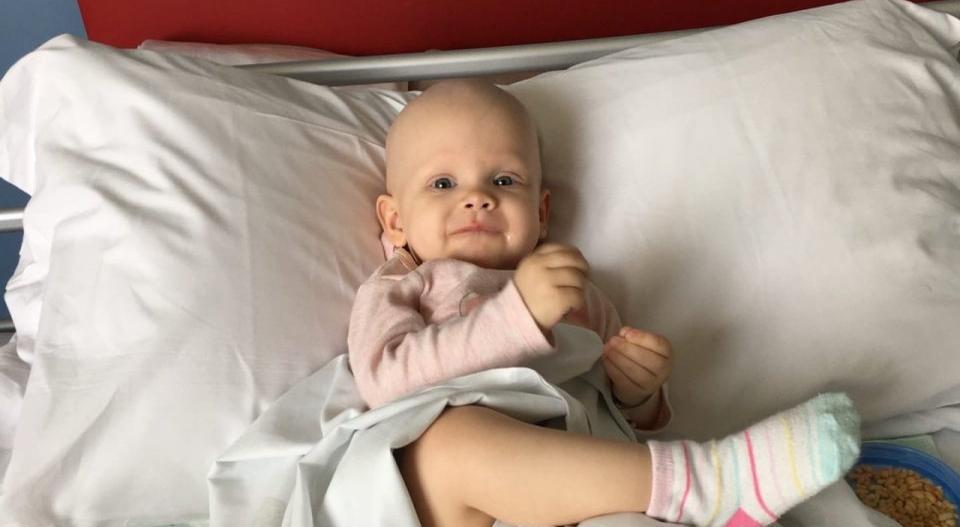 """""""Идем на выписку"""": родители малышки из Чепецка, которая борется с раком, о состоянии дочки"""