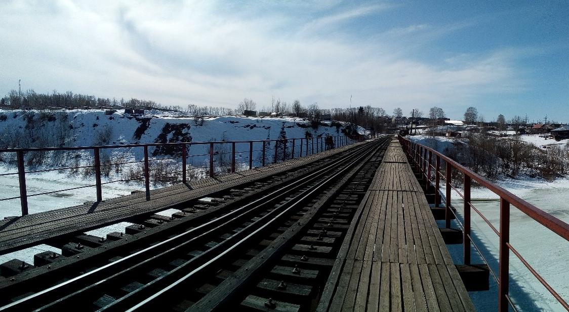 Известно, когда в Кирово-Чепецке появится постоянный мост через Чепцу