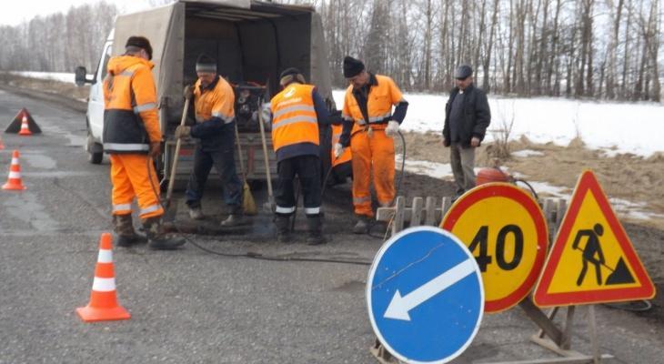 Опубликован список дорог, которые отремонтируют в Кирово-Чепецке в 2020 году