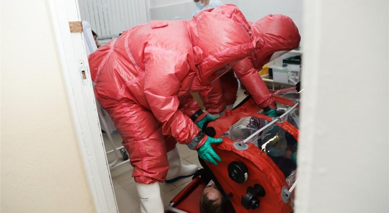 В Кировской области количество человек с подозрением на коронавирус увеличилось до 5