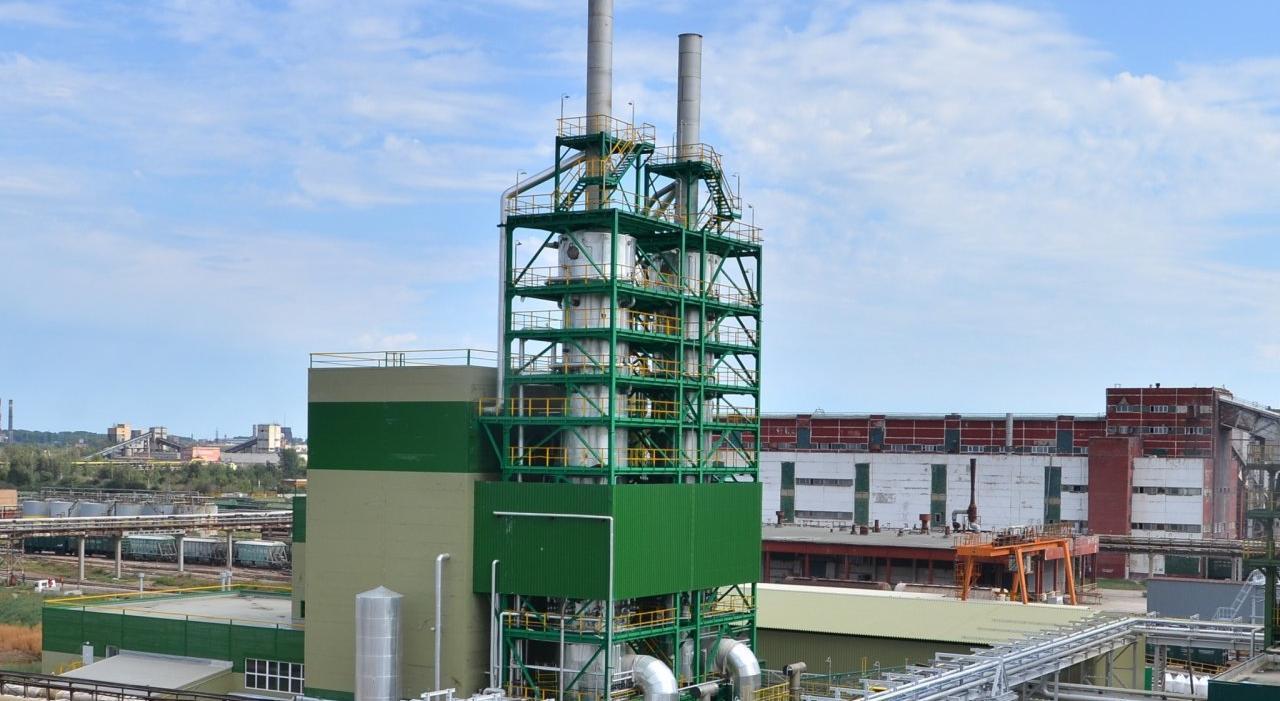 В «УРАЛХИМе» провели ремонт установок по производству нитрата кальция