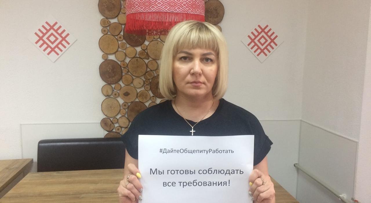 «Позвольте нам работать!»: предприниматели из Кирово-Чепецка просят открыть общепит