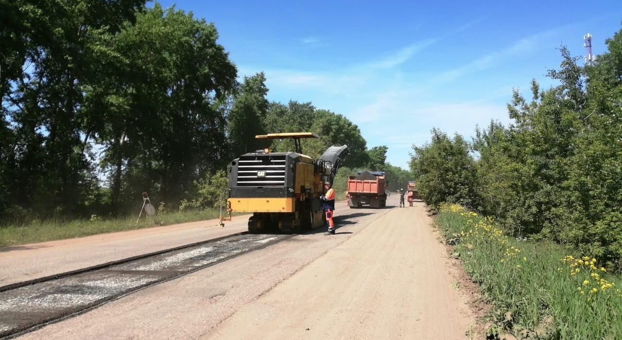 Программа «УРАЛХИМ» - дороги городу» продолжается
