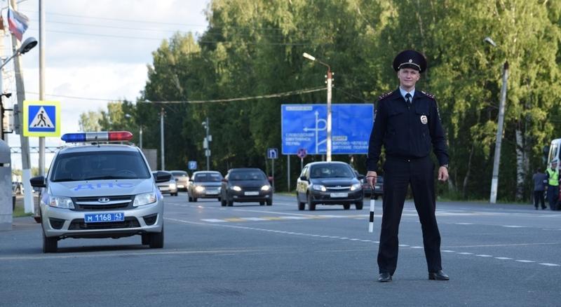 18 июня в Кирово-Чепецке и районе пройдут массовые проверки водителей