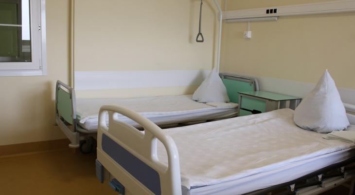 В Кировской области количество летальных исходов пациентов с диагнозом COVID-19 увеличилось