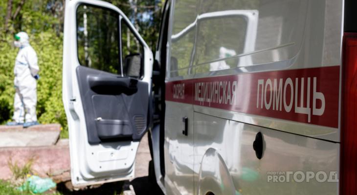 515 человек в госпиталях, 19 - в отделении реанимации:  последние данные по заболевшим COVID-19 в Кировской области