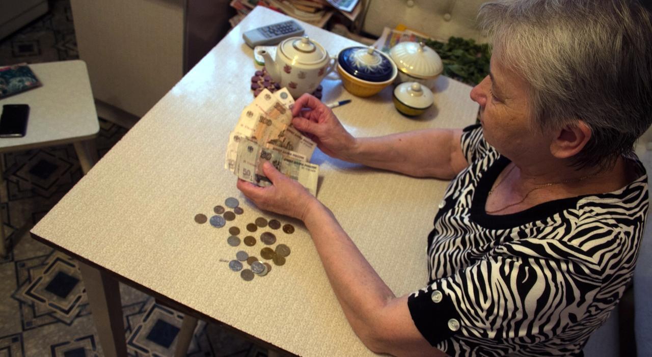 В России увеличатся пенсии у работающих пенсионеров