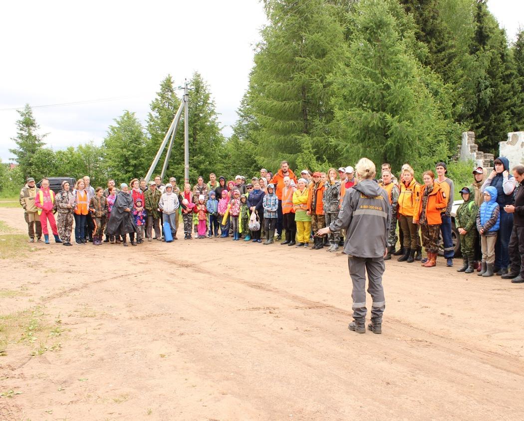 В Кирово-Чепецком районе пройдут учения по поиску пропавших людей