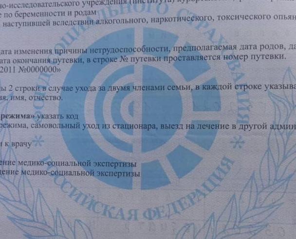 Чепчанин подделал больничный и попал под суд