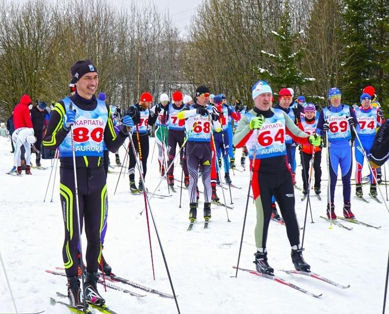 В Кирово-Чепецке состоялось закрытие лыжного сезона