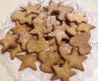 Рецепт выходного дня: имбирное печенье