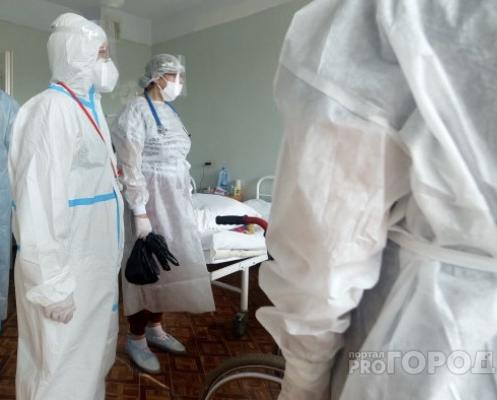 В Кирово-Чепецке выросло количество заболевших COVID-19 за сутки