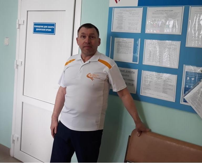 «Узнал про привилегии, и меня это зацепило»: чепчанин о своем опыте донорства