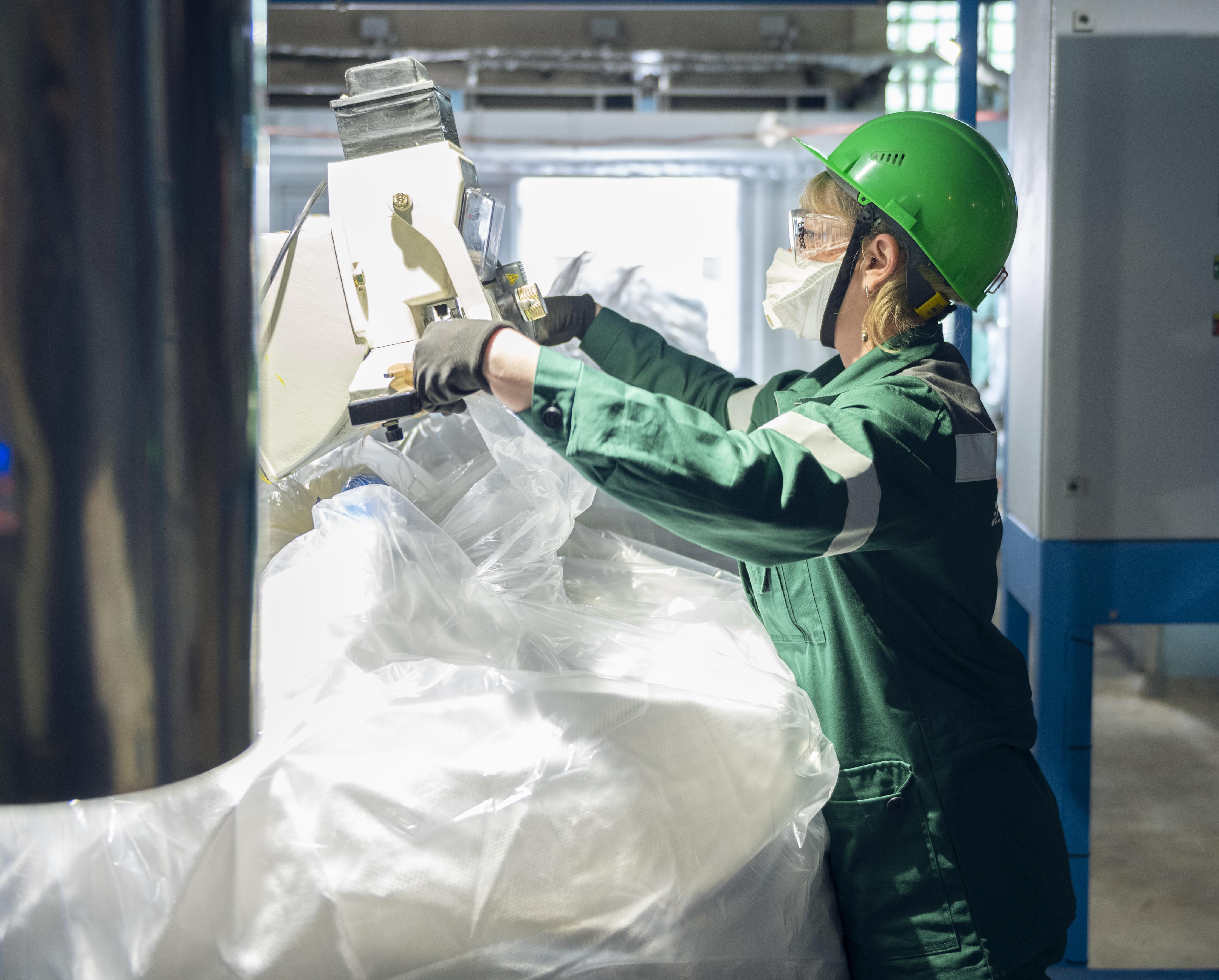 Средняя заработная плата рабочих филиала «КЧХК» в 2020 году  достигла 46,5 тысячи рублей