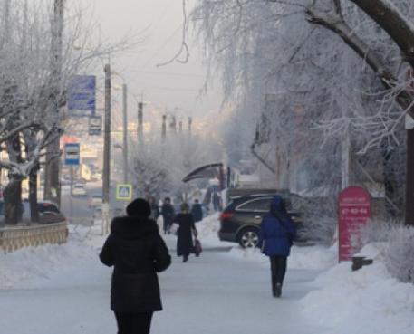 В Кировской области может похолодать до -40