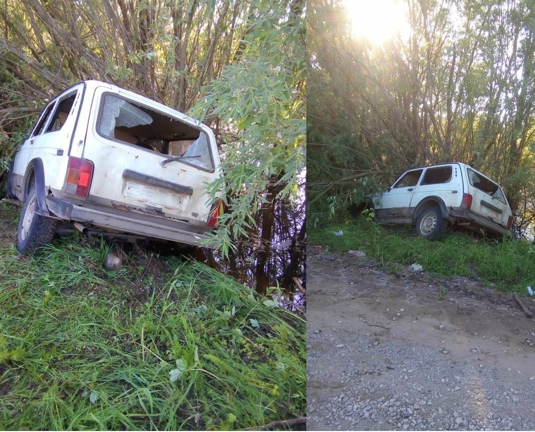 В Кирово-Чепецке угнали «Ниву»: авто нашли в кювете