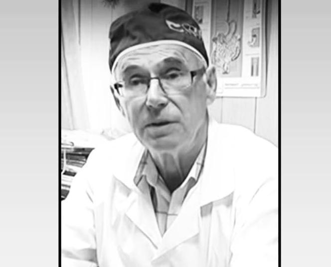 В Чепецке скончался врач-травматолог Юрий Бронников