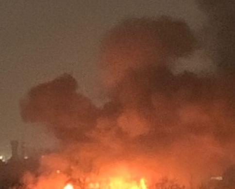 В Кстинино случился пожар в квартире: эвакуированы 17 человек