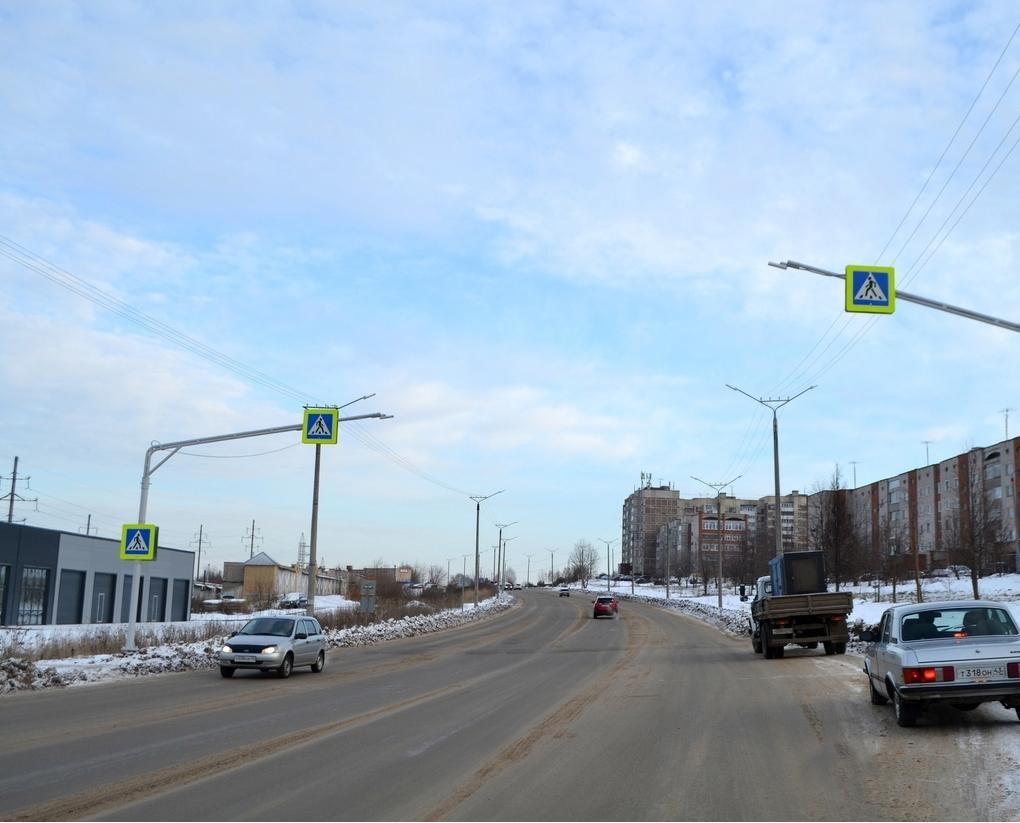 7 апреля в Кирово-Чепецке начинается ремонт дорог