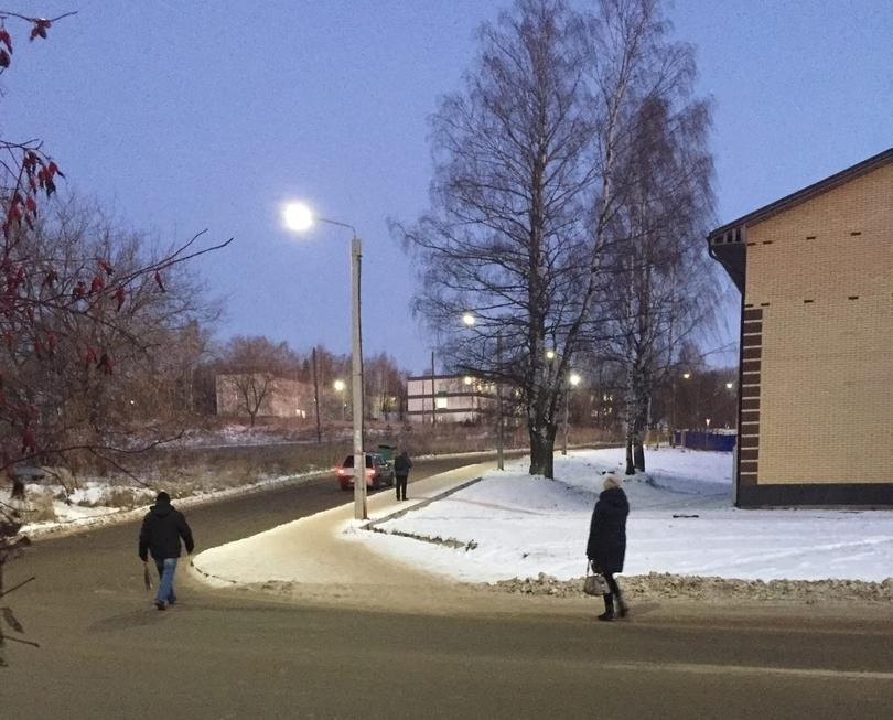 На улице Сосновой в Кирово-Чепецке появится тротуар