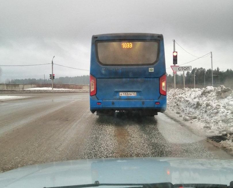 В Чепецке ребенка в мороз высадили из автобуса на трассе: прокуратура начала проверку