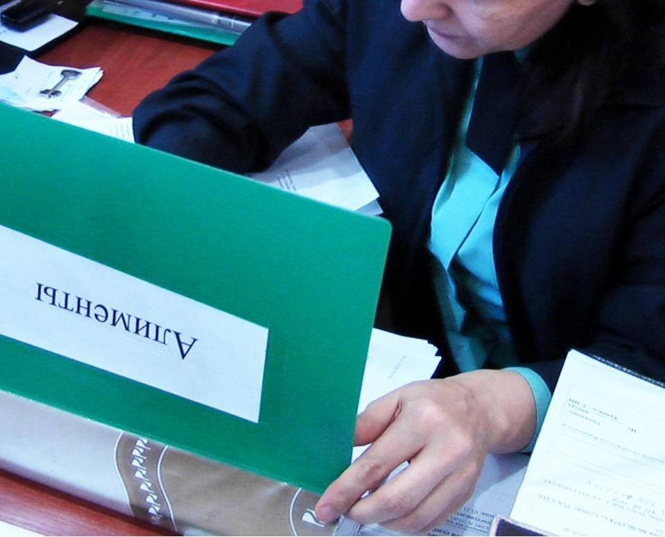 Чепчанина накажут за долг по алиментам в 123 тысячи рублей