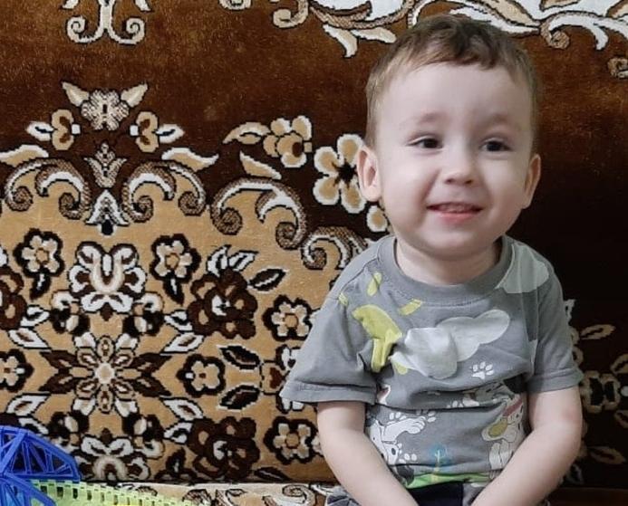 Родители Степы Заплаткина объявили о закрытии сбора на лекарство для сына