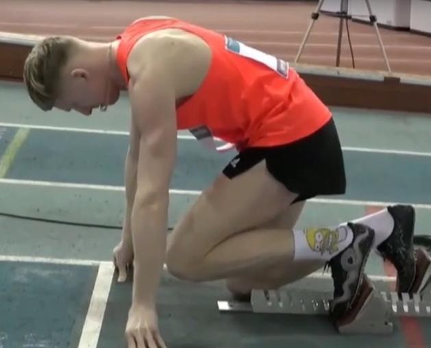 Чепецкий легкоатлет завоевал серебро на чемпионате России