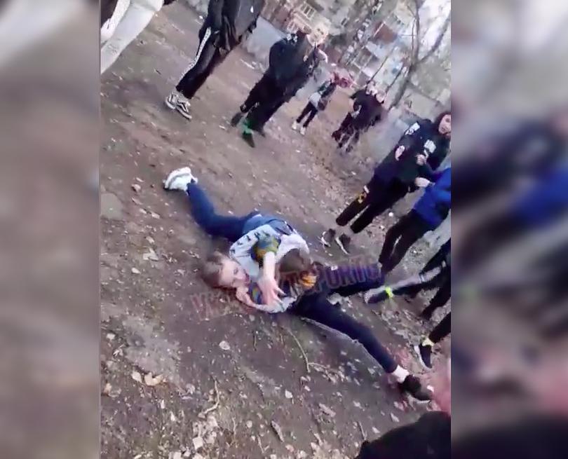 Специалисты прокомментировали видео драки чепецких школьников