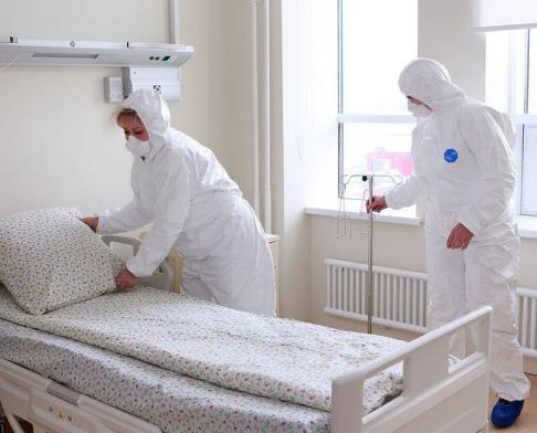 Известно, сколько жителей Кировской области находятся в тяжелом состоянии с COVID-19