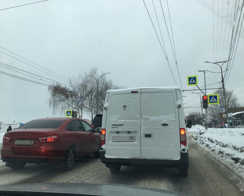 В России хотят ежеминутно отслеживать движение автомобилей
