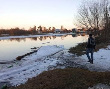 Под Кировом утонул 10-летний школьник
