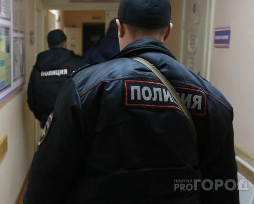 В Кирово-Чепецке вор ради денег избил женщину на улице
