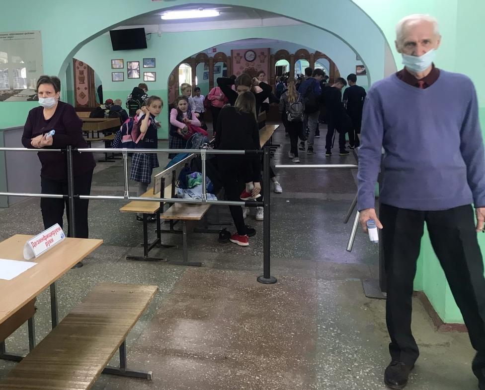 В администрации рассказали, как обеспечивается безопасность в школах Кирово-Чепецка