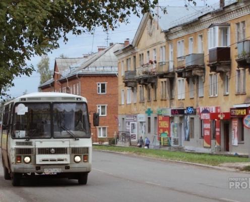 В Кирово-Чепецке введут паспорта фасадов зданий