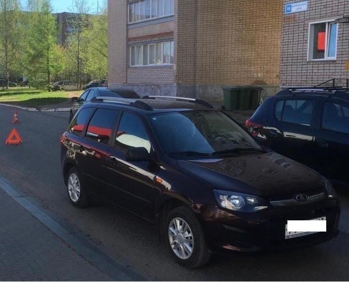 В Кирово-Чепецке водитель «Лады» сбил мужчину: известно состояние пешехода