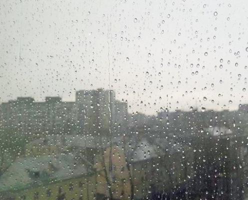 В праздничные выходные в Кирово-Чепецке пройдут дожди и грозы