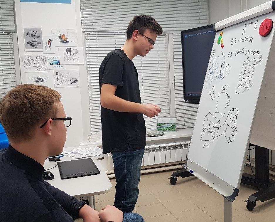 Юные инженеры из Кирово-Чепецка придумали космический душ